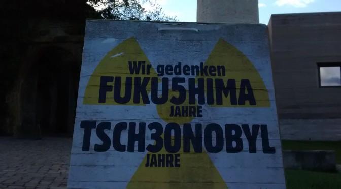 30 Jahre nach Tschernobyl: AKW Grohnde bleibt wegen Schaden im Kühlsystem abgeschaltet
