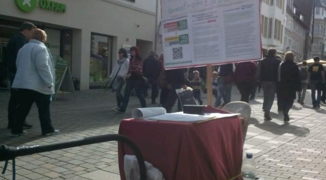 """Petitions-Endspurt bei den """"Nachtansichten"""""""