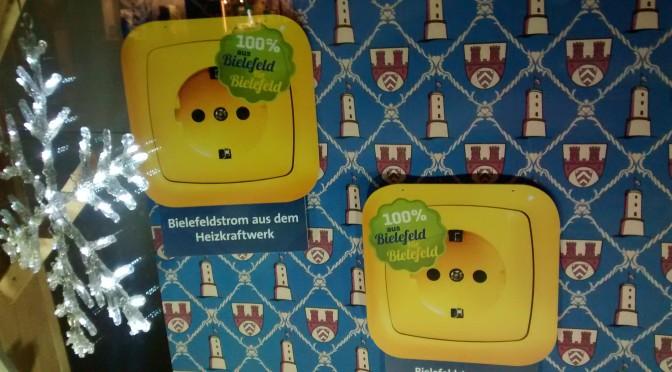Fakten zum Bielefelder Strom