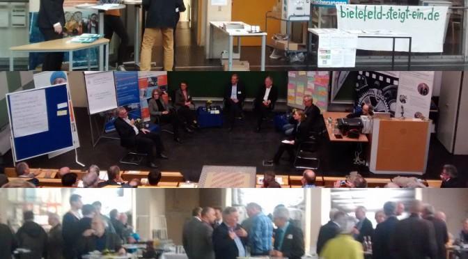 Oberbürgermeister bei Energiewende-Veranstaltung informiert
