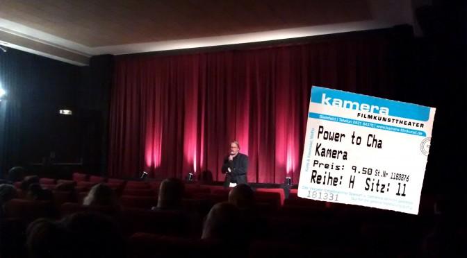 """Toller Film – Jetzt im Kino: """"Power to Change – Die EnergieRebellion""""!"""