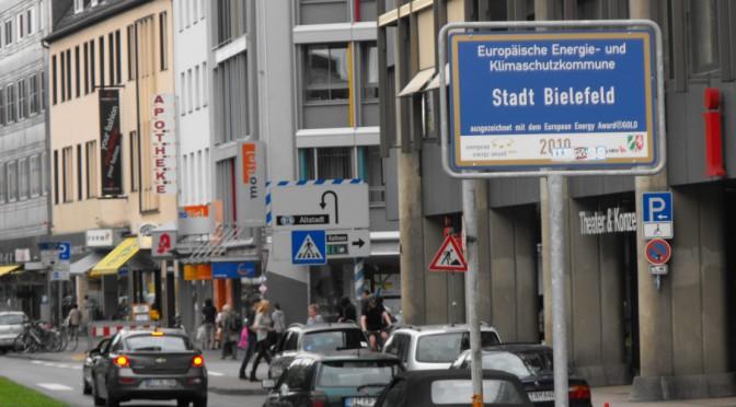 """""""Paprika-Koalition"""" für Ökostrom bei der Stadt Bielefeld"""