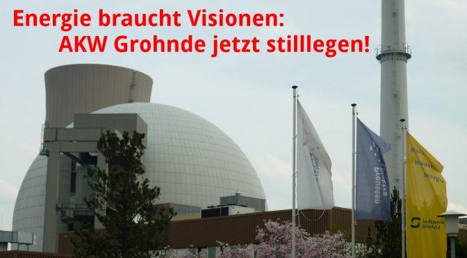 """Bürgeranregung: """"Notaus für Grohnde!"""""""