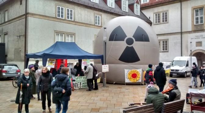 Medien-Info: Bürgerbeteiligung gestartet, Petition für Energiewende in Bielefeld